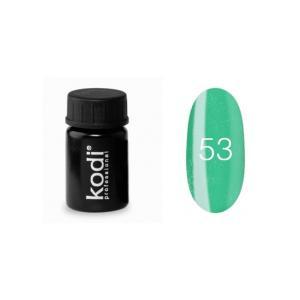 Гель-краска для ногтей Kodi Professional №53 4 мл - 00-00003900