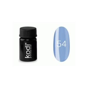 Гель-фарба для нігтів Kodi Professional №54 4 мл - 00-00003901