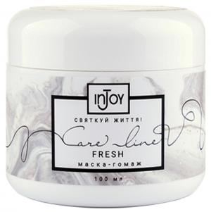 Маска-гомаж для обличчя InJoy Fresh 100 мл - 00-00004160