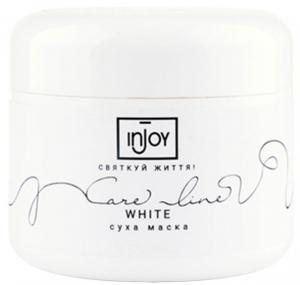 Суха маска для обличчя InJoy White 50 мл - 00-00004171