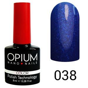 Гель-лак для ногтей Opium №038 8 мл - 00-00004316