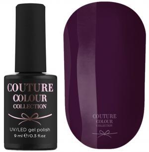 Гель-лак для нігтів Couture Colour №033 Щільний пурпуровий (емаль) 9 мл - 00-00004359