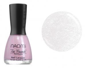 Лак для нігтів Naomi №003 Напівпрозорий перламутро-рожевийм 12 мл - 00-00004383