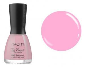 Лак для нігтів Naomi №007 Сіро-рожевий 12 мл - 00-00004387