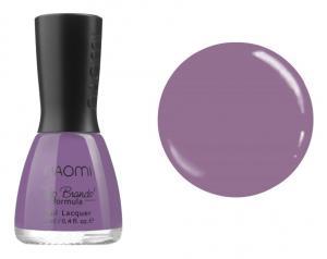 Лак для нігтів Naomi №009 Фіолетовий 12 мл - 00-00004389