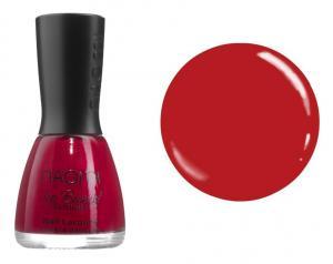 Лак для нігтів №025 Naomi Яскравий червоний 12мл - 00-00004405