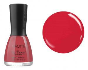 Лак для нігтів №026 Naomi Кораловий з червоним відтінком 12мл - 00-00004406