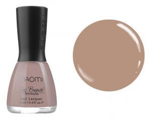 Лак для нігтів №031 Naomi Оливково-коричневий 12мл - 00-00004411
