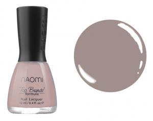 Лак для нігтів №036 Naomi Рожевий з сірим відтінком 12мл - 00-00004416