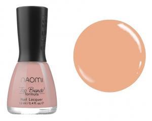 Лак для нігтів №060 Naomi Ніжний персиковий 12мл - 00-00004440