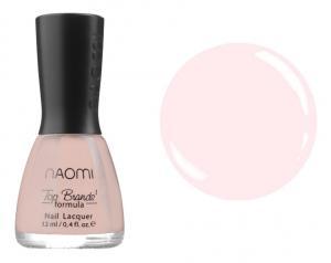 Лак для нігтів №061 Naomi Ніжний світло-рожевий 12мл - 00-00004441