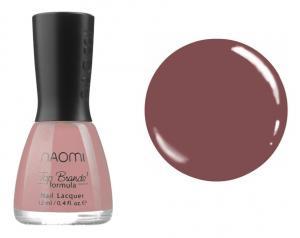 Лак для нігтів №063 Naomi Темний рожевий 12мл - 00-00004443