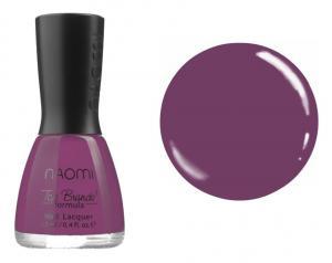 Лак для нігтів №065 Naomi Бузково-малиновий 12мл - 00-00004445