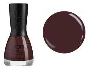 Лак для нігтів №069 Naomi Темний бордовий з коричневим відтінком 12мл - 00-00004449