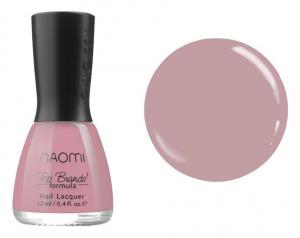 Лак для нігтів №082 Naomi Тьмяний рожевий 12мл - 00-00004462