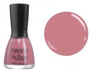 Лак для нігтів №086 Naomi Рожевий 12мл - 00-00004466