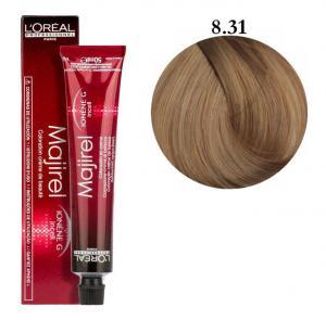 Крем-краска для волос L'Oreal Professionnel Majirel №8/31 Пепельный русяувий 50 мл - 00-00004624