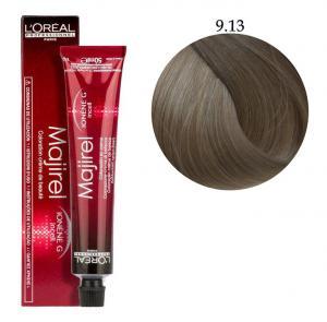 Крем-краска для волос L'Oreal Professionnel Majirel №9/13 Очень светлый блондин пепельно-золотистый  50 мл - 00-00004643
