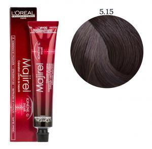 Крем-фарба для волосся L'Oreal Professionnel Majirel №5/15 Світлий шатен з відтінком червоного дерева 50 мл - 00-00004653