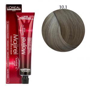 Крем-фарба для волосся L'Oreal Professionnel Majirel №10/1 Дуже-дуже світлий блондин попелястий 50 мл - 00-00004661