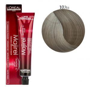 Крем-фарба для волосся L'Oreal Professionnel Majirel №10-1/2-1 Дуже-дуже світлий блондин попелястий 50 мл - 00-00004662