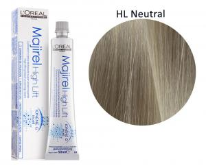 Крем-фарба для волосся L'Oreal Professionnel Majirel HL Neutral 50 мл - 00-00004670
