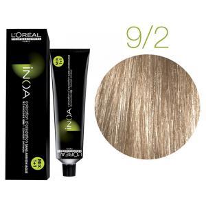 Крем-фарба для волосся L'Oreal Professionnel INOA Mix 1+1 №9/2 Дуже світлий блонд 60 мл - 00-00004697