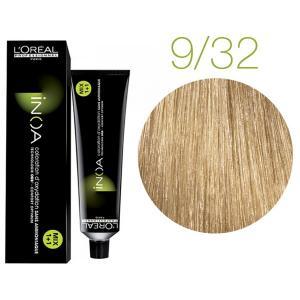 Крем-краска для волос L'Oreal Professionnel INOA Mix 1+1 №9/32 Бежевый 60 мл - 00-00004712