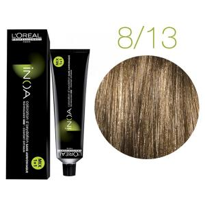 Крем-фарба для волосся L'Oreal Professionnel INOA Mix 1+1 №8/13 Світлий блонд 60 мл - 00-00004718