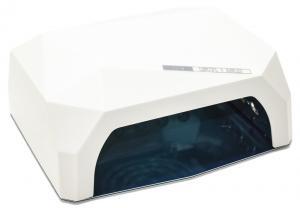 Професійна LED-лампа з сенсором для полімеризації гелю, біла 36W - 00-00005292