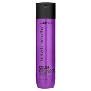 Шампунь для фарбованого волосся Matrix Total Results Color Obsessed 300 мл - 00-00005449