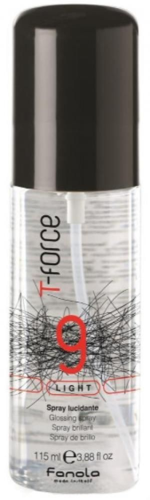 Спрей-блеск без газа Fanola  T-force 115 мл - 00-00005608