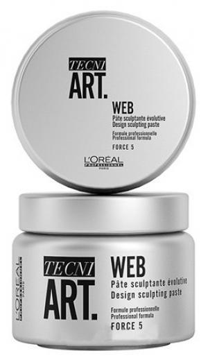Моделирующая паста средней фиксации L'Oreal Professionnel Tecni.art 150 мл - 00-00005615