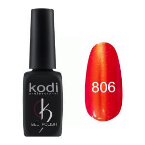 Гель-лак для нігтів Kodi Professional 'Cat Eye' №806 8 мл - 00-00005641
