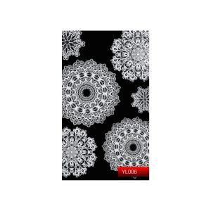 Наклейка для дизайну нігтів Kodi Professional 'White' Nail Art Stickers YL006