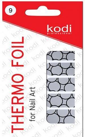 Термо фольга для дизайну нігтів Kodi Professional №009