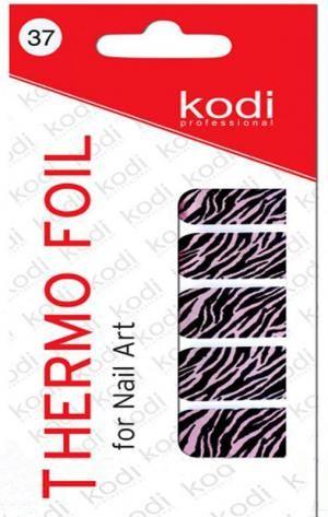 Термо фольга для дизайну нігтів Kodi Professional №037