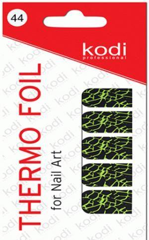 Термо фольга для дизайну нігтів Kodi Professional №044