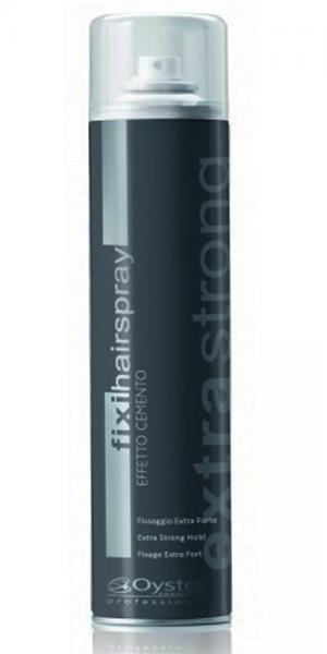 Еко-лак для волосся сильної фіксації Oyster Cosmetics Fixi 300 мл - 00-00006175