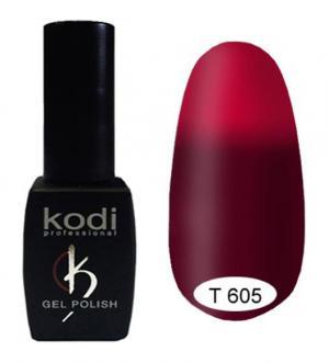 Термо гель-лак для ногтей Kodi Professional №605 8 мл - 00-00006212