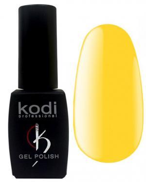 Гель-лак для ногтей Kodi Professional 'Green & Yellow' №GY010 Желтый (эмаль) 8 мл - 00-00006262