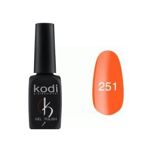 Гель-лак для нігтів Kodi Professional №251 8 мл - 00-00006292