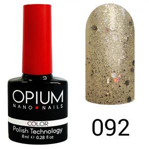 Гель-лак для ногтей Opium №092 8 мл - 00-00006465