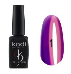 Гель-лак для ногтей Kodi Professional 'Crystal' №01 8 мл - 00-00006582