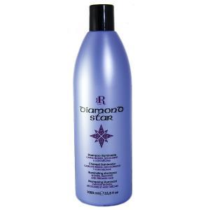 Шампунь для світлого, знебарвленого та мелірованого волосся RR Line Diamond Star 1000 мл - 00-00006686