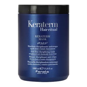 Маска для реконструкції пошкодженого волосся Fanola Keraterm 1000 мл - 00-00006689