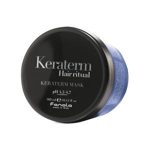 Маска для реконструкції пошкодженого волосся Fanola Keraterm 300 мл - 00-00006690
