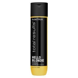 Кондиціонер для блиску світлого волосся Matrix Total Results Hello Blondie 300 мл - 00-00006709