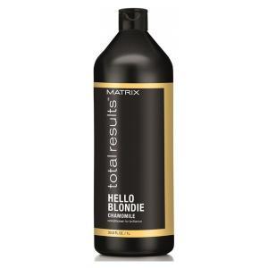 Кондиціонер для блиску світлого волосся Matrix Total Results Hello Blondie 1000 мл - 00-00006710