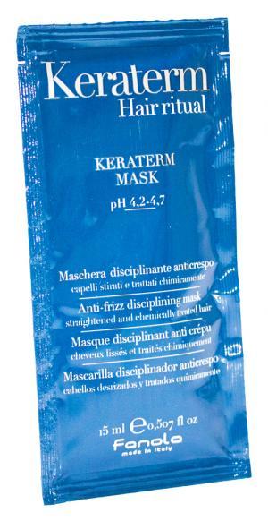 Пробник маска Keraterm Fanola - 00-00006956